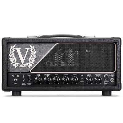 Victory V130 'The Super Jack' 100w Valve Amp Head