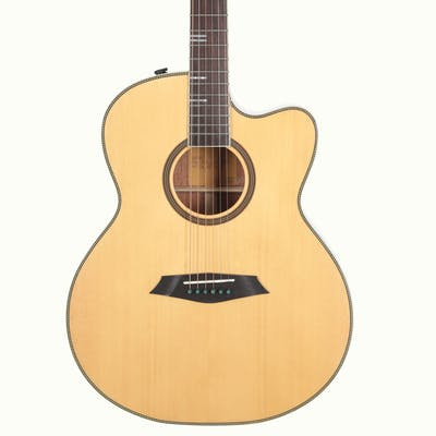 Sire Larry Carlton A4 Grand Auditorium Acoustic in Natural