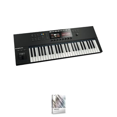 Native Instruments Komplete Kontrol S49 Mk2 Bundle with Komplete 13 Ultimate Collector's Edition