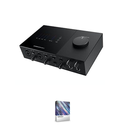 Native Instruments Komplete Audio 6 With Komplete 13 Ultimate