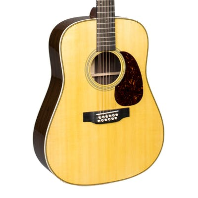 Martin HD12-28 Re-Imagined Standard Series 12 String Dreadnought Acoustic