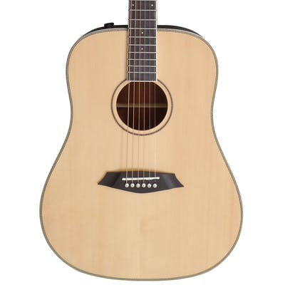 Sire Larry Carlton A3 Dreadnought Electro Acoustic in Natural