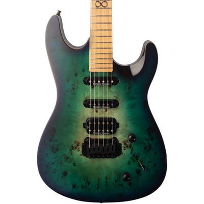 Chapman ML1 Pro Hybrid in Turquoise Rain