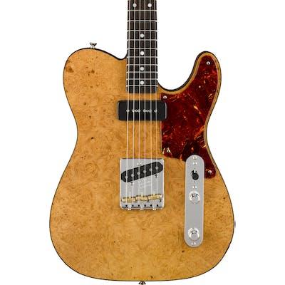 Fender Custom Shop Artisan P90 Maple Telecaster