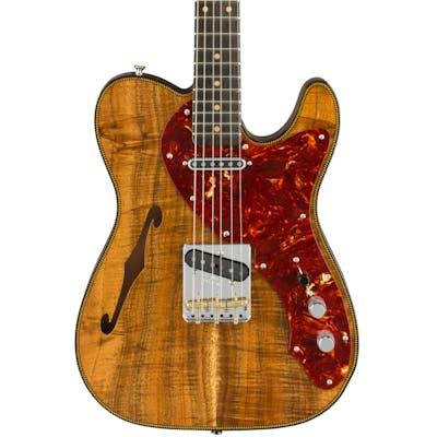 Fender Custom Shop Artisan Koa Thinline Telecaster