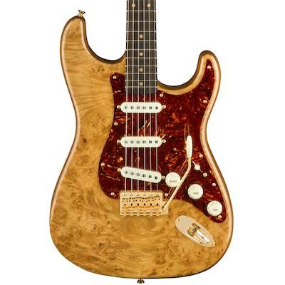 Fender Custom Shop Artisan Maple Burl Stratocaster