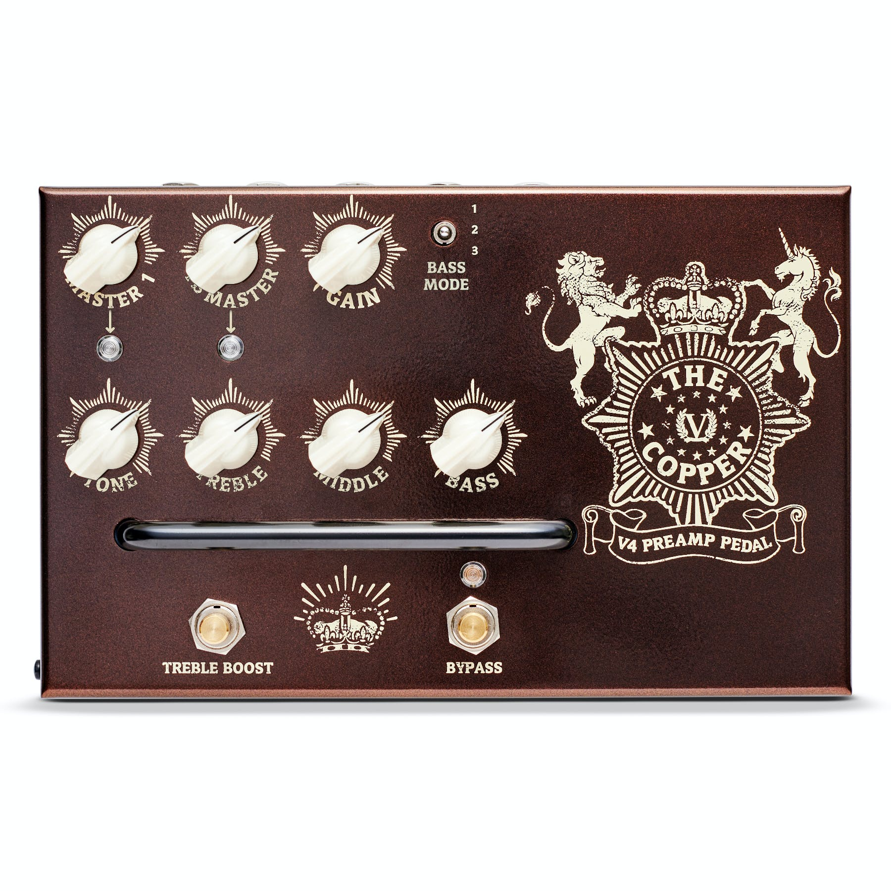 """Victory V4 'The Copper' Preamp Pedalfor{""""value"""":379.00,""""currency"""":""""GBP""""}"""
