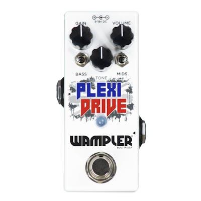 Wampler Plexi Drive Mini Pedal