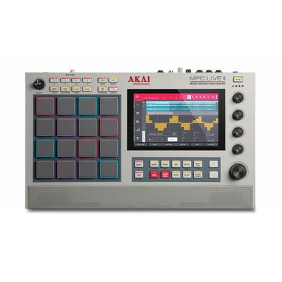 Akai MPC Live II Retro sampler and sequencer