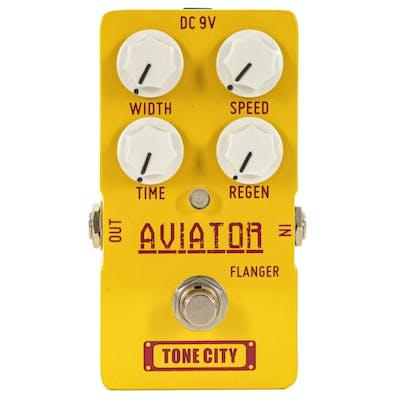 Tone City Aviator Flanger Pedal