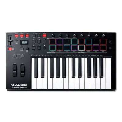 M-Audio Oxygen Pro 25 - 25 Key MIDI Controller