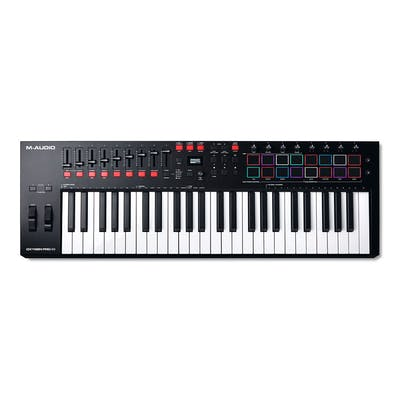 M-Audio Oxygen Pro 49 - 49 Key MIDI Controller