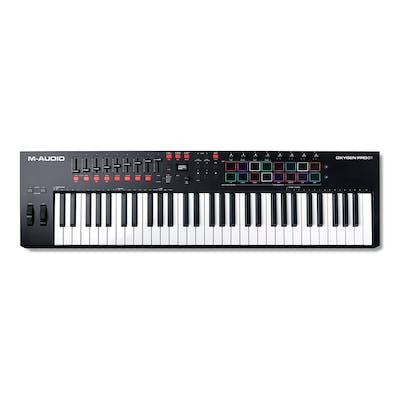 M-Audio Oxygen Pro 61 - 61 Key MIDI Controller