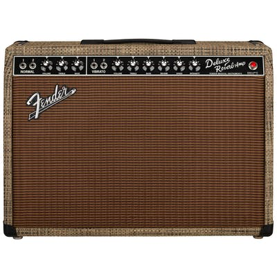 Fender Limited Edition '65 Deluxe Reverb in Chilewich Bark