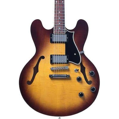 Heritage Standard Collection H-535 Semi-Hollow Electric Guitar in Original Sunburst