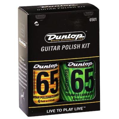 Jim Dunlop Guitar Polish Kit