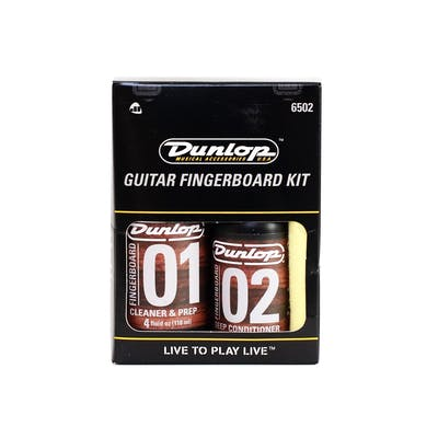 Jim Dunlop Guitar Fingerboard Kit