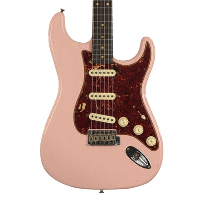 Fender Custom Shop '59 Stratocaster in Shell Pink Journeyman Relic