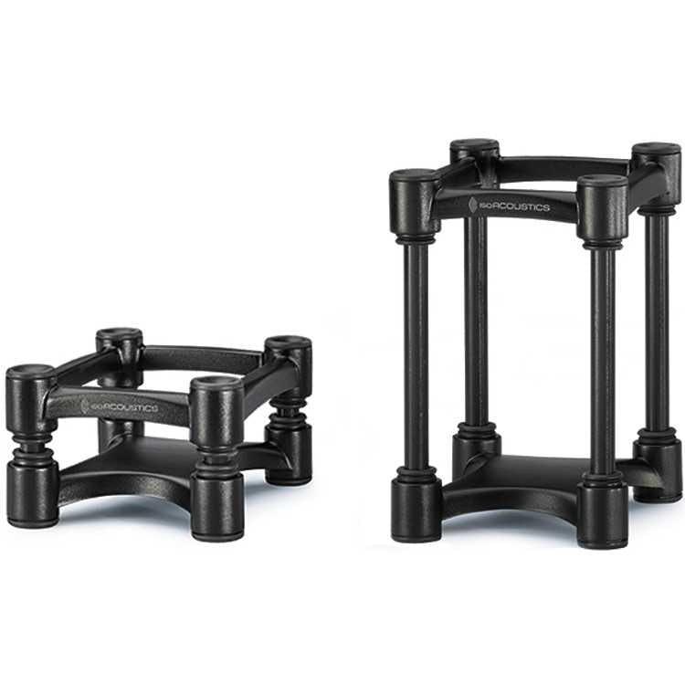 iso acoustics r155 speaker isolation stand  pair