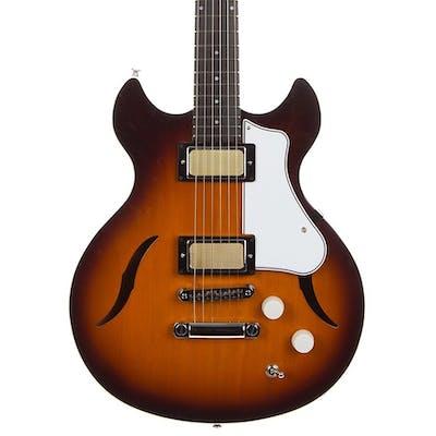 Harmony Comet Electric Guitar in Sunburst