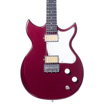 Harmony Rebel Electric Guitar in Burgundy