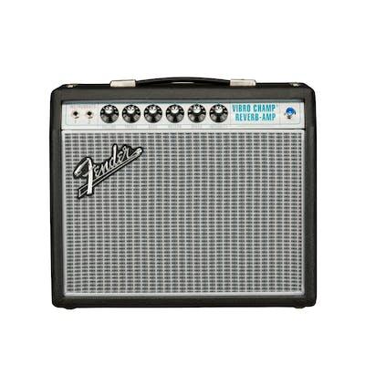 Fender 68 Custom Vibro Champ Reverb Combo