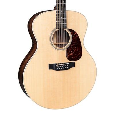 Martin 16 Series Grand J-16E 12 String Rosewood Jumbo Electro Acoustic