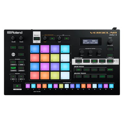 Roland VERSELAB MV-1 Song Production Studio