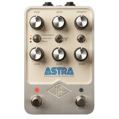 Universal Audio UAFX Astra Modulation Machine Pedal