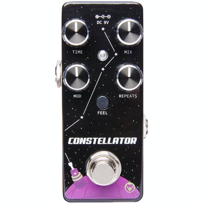 Pigtronix Constellator Modulated Analog Delay Micro Pedal