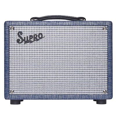 Supro '64 Reverb 5 Watt 1x8 Combo Amp