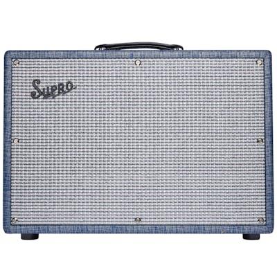 Supro Keeley Custom 12 25 Watt 1x12 Combo Amp