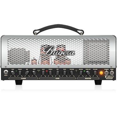 Bugera T50 INFINIUM 50-Watt Valve Amp Head