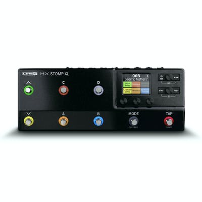 Line 6 Helix HX Stomp XL Amp & Effects Processor Pedal