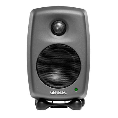 Genelec 8010 Two Way Active Studio Monitor (Single Unit)