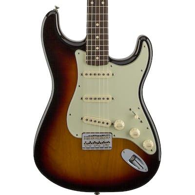 Fender Robert Cray Signature Stratocaster in 3-Colour Sunburst