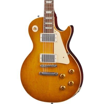 Gibson Custom Shop Murphy Lab 1958 Les Paul Standard Reissue Heavy Aged in Lemon Burst