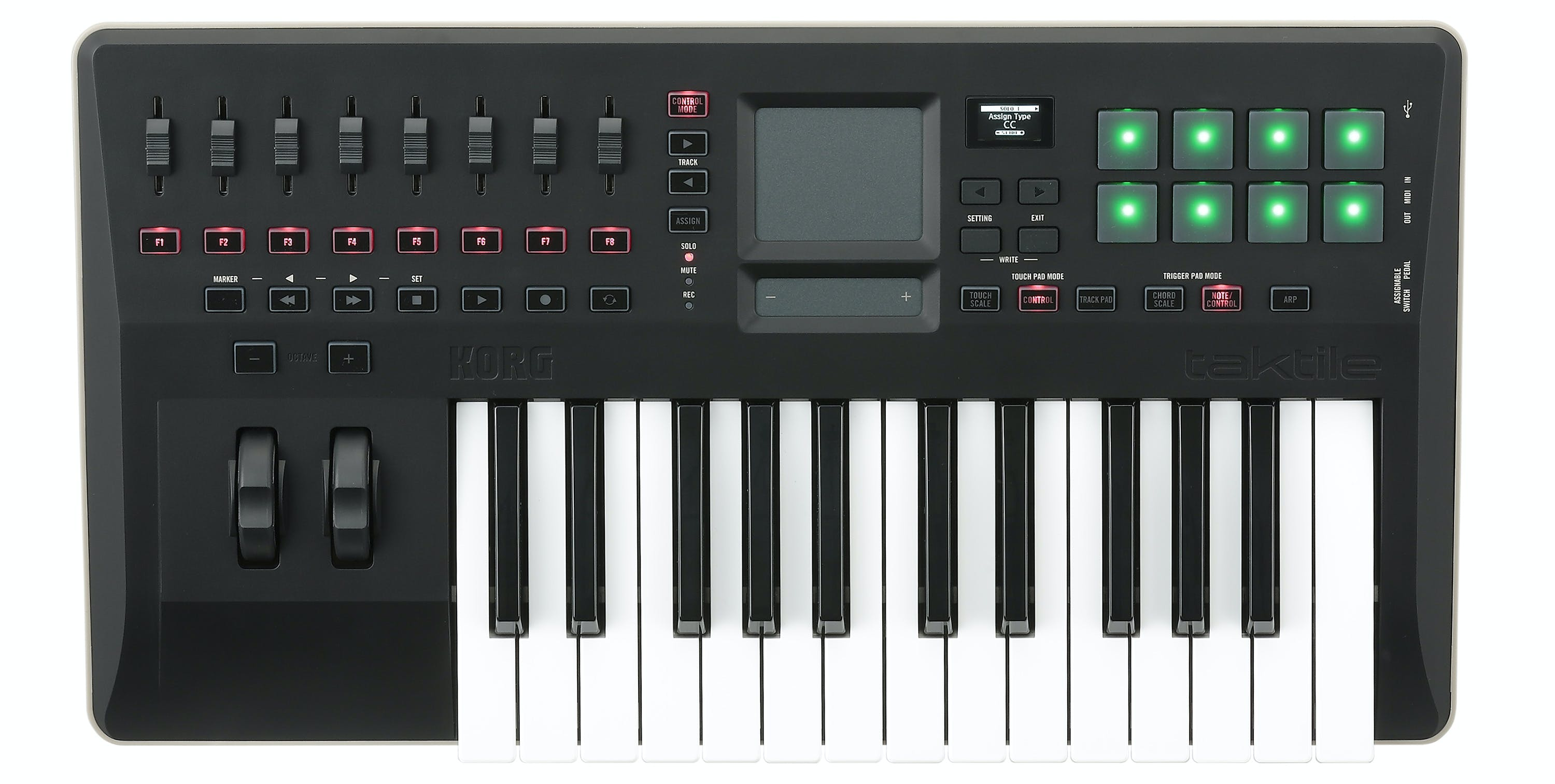 Korg Controllers Computer Gear Andertons Music Co