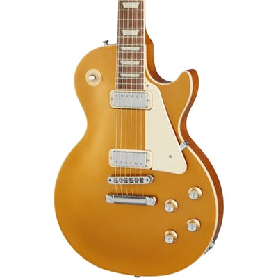 Gibson USA Les Paul '70s Deluxe in Gold Top