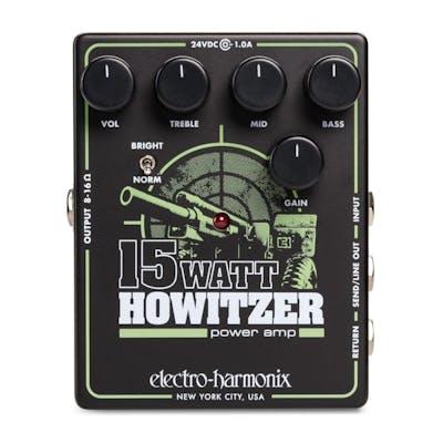 Electro Harmonix 15Watt Howitzer Amp Pedal