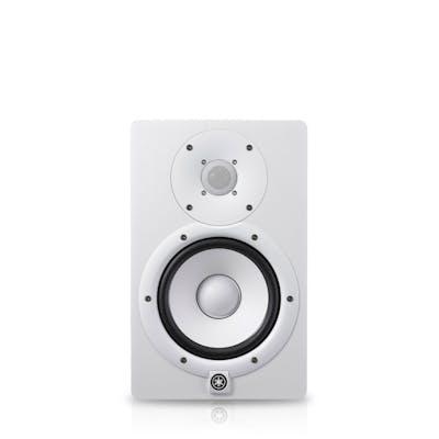Yamaha HS7 Active Studio Monitor in White