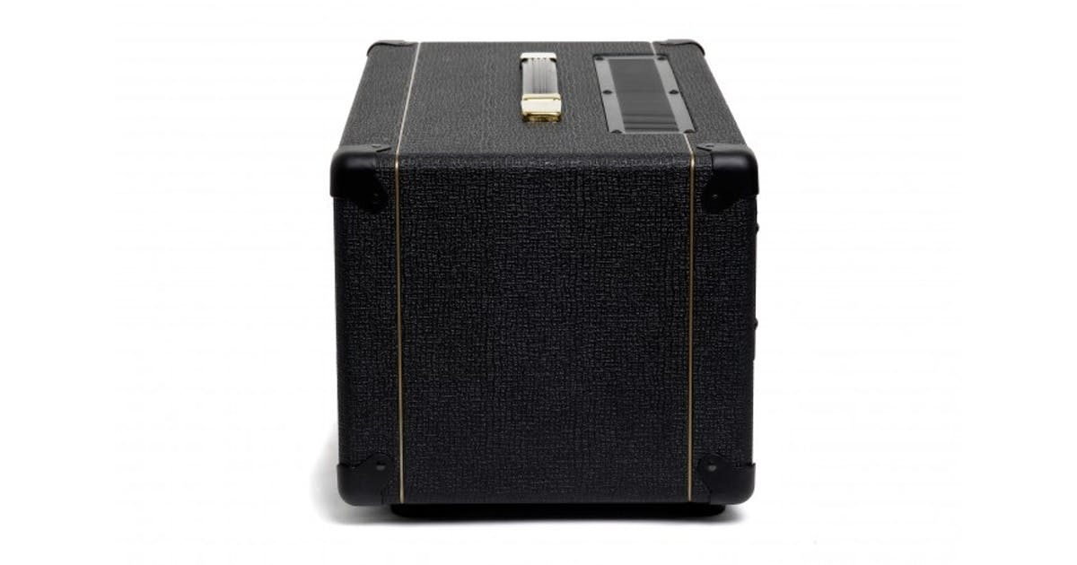 orange dual dark 50 valve head andertons music co. Black Bedroom Furniture Sets. Home Design Ideas