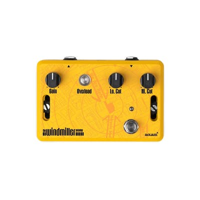 Aclam Windmiller Preamp Pedal