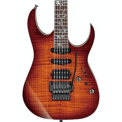 Ibanez Limited Edition RG8560-BSR j.custom Electric Guitar in Brownish Sphalerite