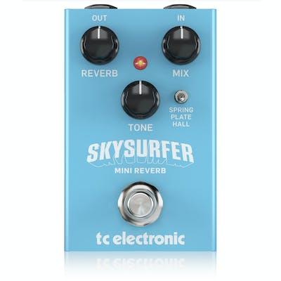 TC Electronic Skysurfer Mini Reverb Pedal