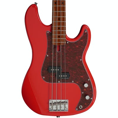 Sire Marcus Miller P5 Alder 4-String Fretless Bass Guitar in Dakota Red