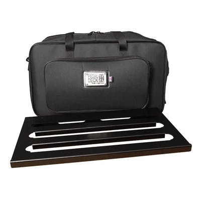 Pedaldeck Artist III Pedalboard with Tough Gig Travel Bag