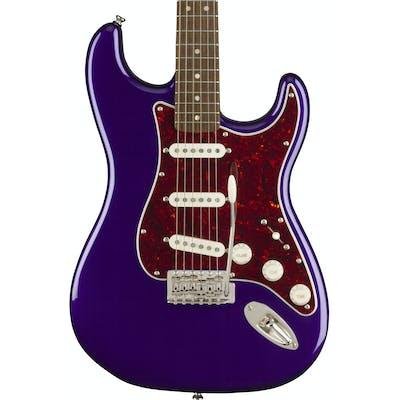 Squier FSR Classic Vibe '60s Stratocaster in Purple Metallic