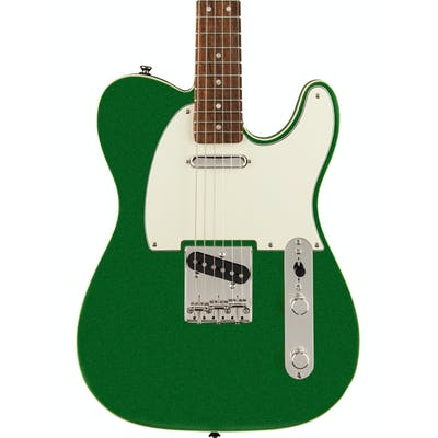 Squier FSR Classic Vibe '60s Custom Double-Bound Telecaster in Candy Apple Green