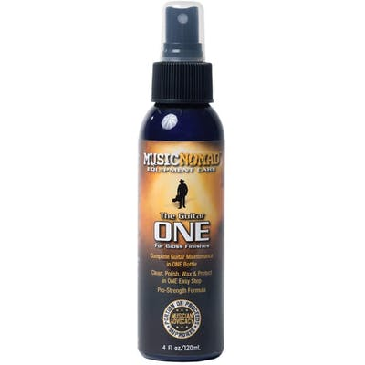 MusicNomad The Guitar One All in 1 Cleaner Polish & Wax